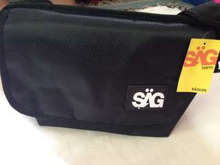 SAG body bag