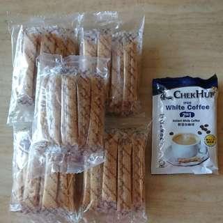 ChekHup咖啡 蔗糖 5包