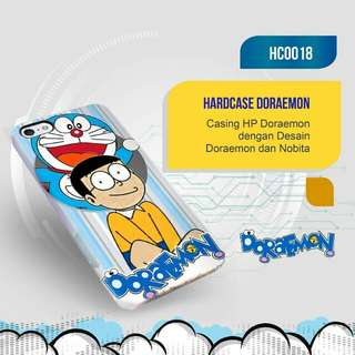 Case Custom Tema Doraemon