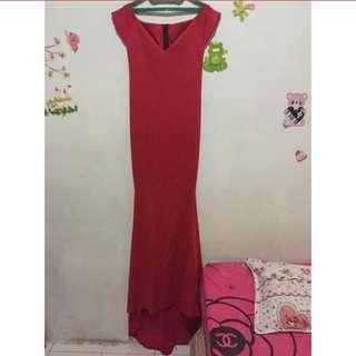 Sabrina Mermaid Dress (repriced)