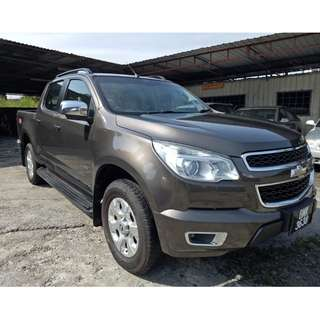 2013 Chevrolet Colorado 2.8 (A)