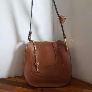 (Reduced!)Chloe  brown shoulder bag