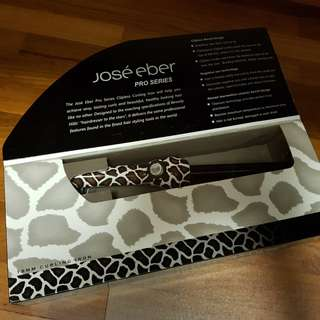Jose Eber Pro Series 19mm curling iron