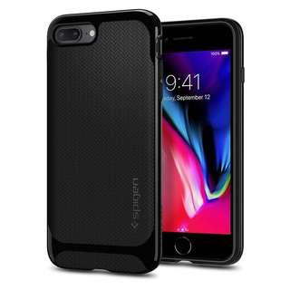 SPIGEN Iphone 8/7 Plus Neo Hybrid Herringbone Case Cover
