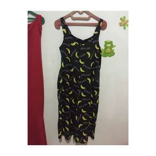 Banana Jumpsuit