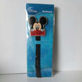 DISNEY Mickey Mouse Bookmark includes POSTAGE