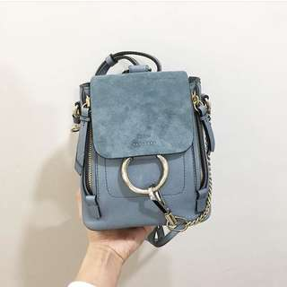 Chloé MINI FAYE BACKPACK 代購