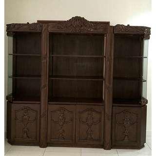 China wood cabinet