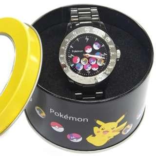 🇯🇵*限量* 全新 來自日本Toreba Pokemon Sun & Moon watches 寵物小精靈 成人小童手錶