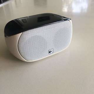 Logitech Mini Boombox Bluetooth Speaker