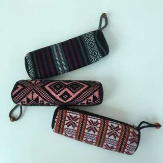 Ching Everlasting Laos ethnic pencil case