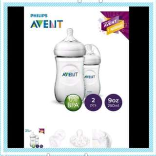 Avent 9oz bottje