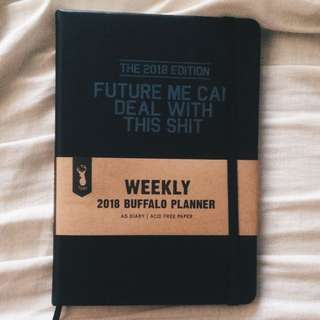 Typo planner book