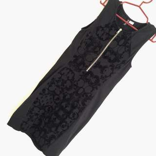 Repriced‼️ Black body fit dress