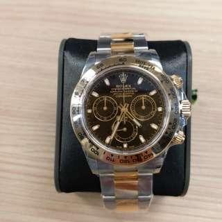 Rolex 116503 Black