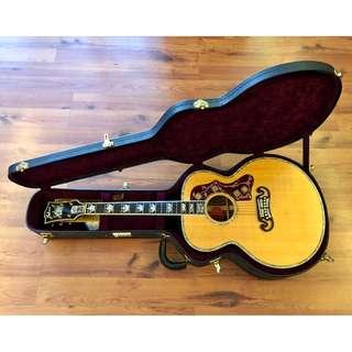 Gibson J-250 Monarch Brazilian #41 Montana USA