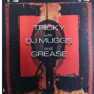 Tricky with DJ mugs and grease
