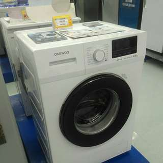 Mesin cuci Daewoo Front Loading
