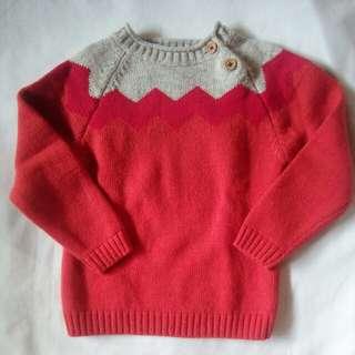 John Lewis Kids Knitted Pull-over