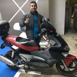 Motorcycles Rental/ Leasing motorbike
