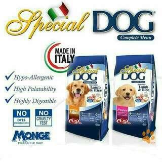 Special Dog 1.5kg Pack