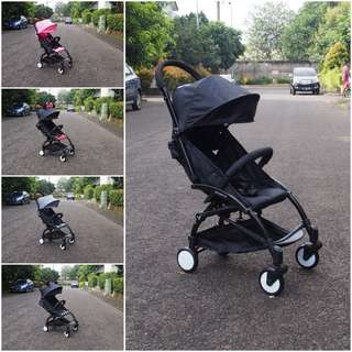 Ready Travelling Stroller