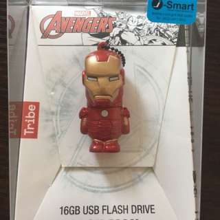Iron Man 16gb USB