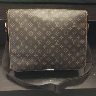 LV Monogram Abbesses Bag
