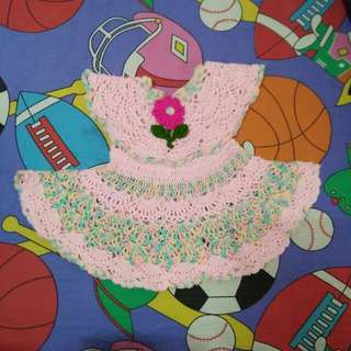 Knitted Baby Gown #Hot80