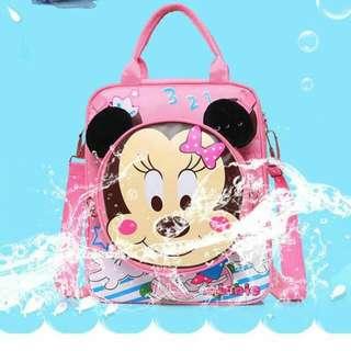 2in1 Waterproof Character Bag