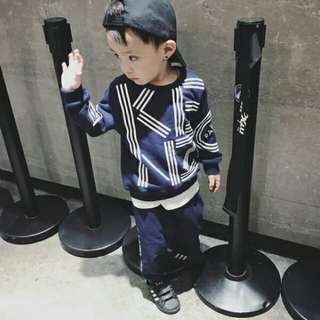 Kids Sweater and Pants set 100cm