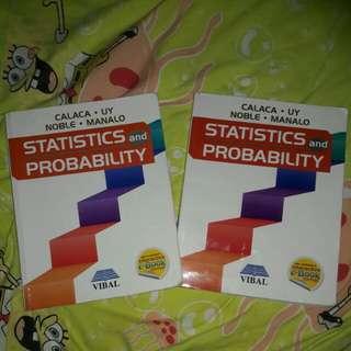 SENIOR HIGH SCHOOL TEXTBOOKS (STATISTICS)