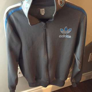 Adidas Zip Up Small