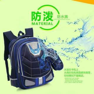Spiderman Waterproof Bagpack