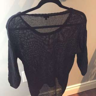 Artizia Babaton Kate Sweater in Black XS