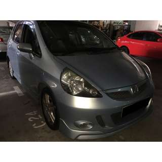 02/03-05/03/2018 HONDA JAZZ ONLY $180.00 (P PLATE WELCOME)