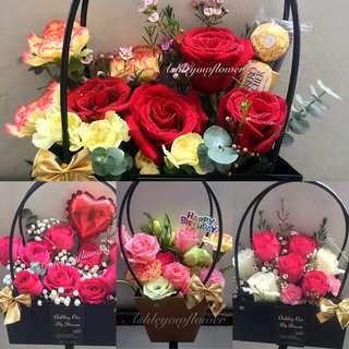 Flowers Birthday Anniversary