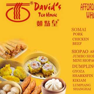 David's Tea House Dimsum