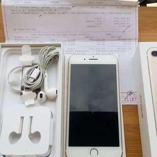Apple Iphone 7plus Gold 32gb