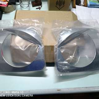 Angry Bird Headlight covers for Jimny