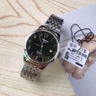 正品天梭t41自動機械男錶