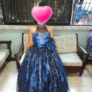 Gown for Kids 8yrs to 10yrs old