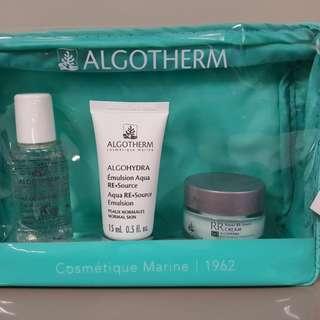 Algohydra Starter Kit - hypoallergenic, paraben free, phenoxyethanol free