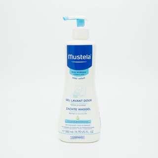 mustela洗髮沐浴啫喱二合一500ml  (五講價)