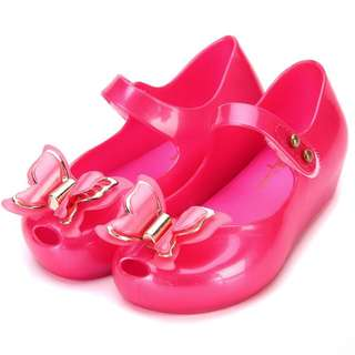 Kasut Mini Melissa Butterfly Bow