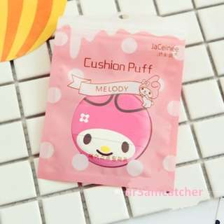 Sanrio cushion puff