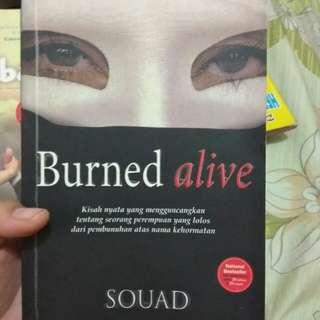 Buku burned alive squad