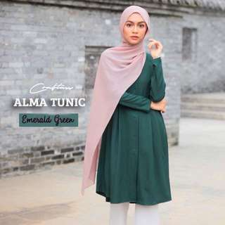 Craftan Alma Princess Tunic