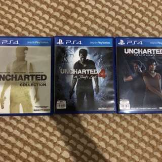 paket game uncharted
