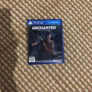 game ps 4 uncharted the lost legacy